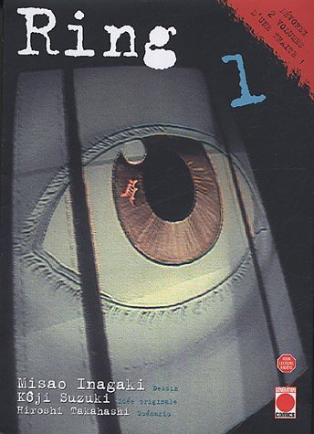 Ring, Tome 1  by  Misao Inagaki