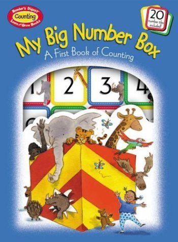 My Big Number Box: A First Book Of Counting Stewart Cowley