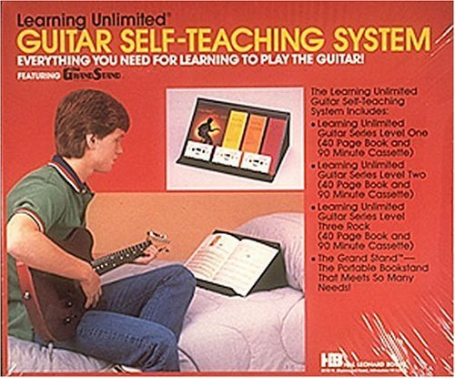 The Learning Unlimited Guitar Self-Teaching System  by  Hal Leonard Publishing Company