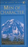 Men of Character: 90 Refreshing Readings on Honor and Integrity Lawrence Kimbrough