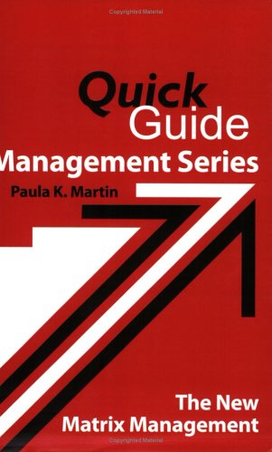 Quickguide Management Series: Sponsoring a Project  by  Paula K. Martin