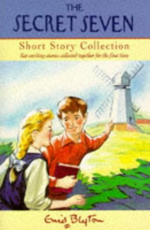 Secret Seven Short Story Collection: 6 Stories Enid Blyton