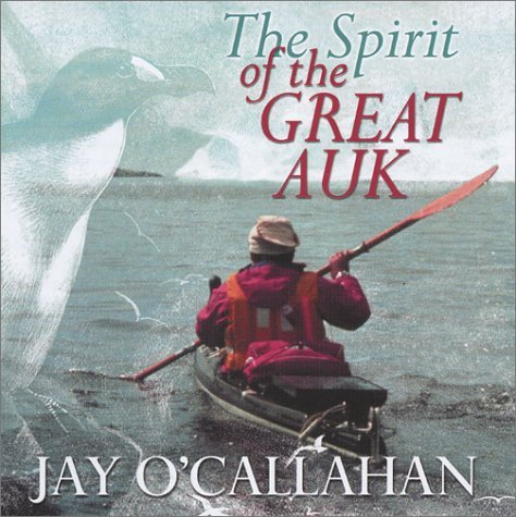 The Spirit Of The Great Auk  by  Jay OCallahan