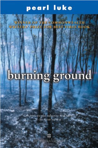 Burning Ground  Tpb Pearl Luke