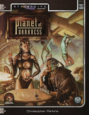 Planet of Darkness Christopher Perkins