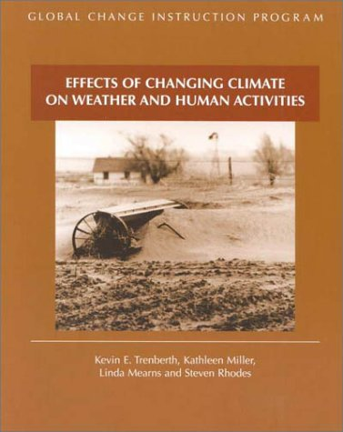 Effects Of Changing Climate On Weather And Human Activities Kathleen Miller