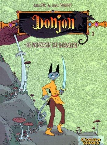 Die Prinzessin der Barbaren (Donjon, #3)  by  Joann Sfar
