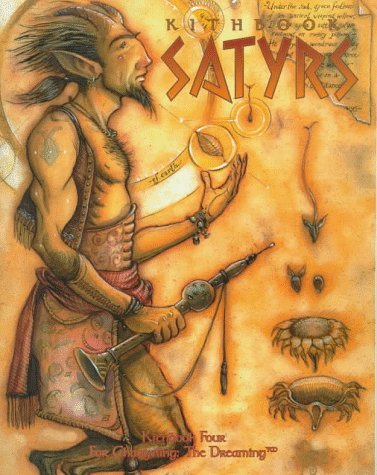 Kithbook: Satyrs  by  Angel Leigh McCoy