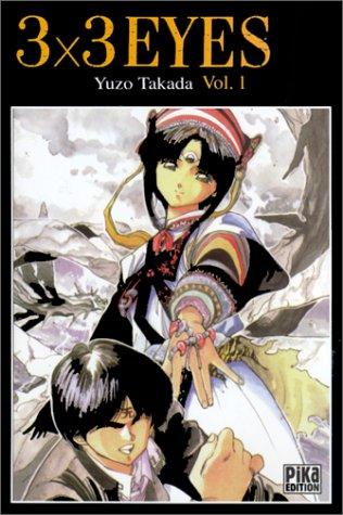 3 X 3 Eyes, tome 28 Yuzo Takada