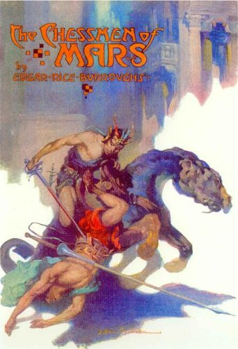 The Chessmen of Mars (Barsoom, #5) Edgar Rice Burroughs
