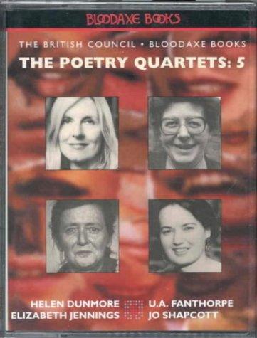 Poetry Quartets: 5: Women Poets Helen Dunmore
