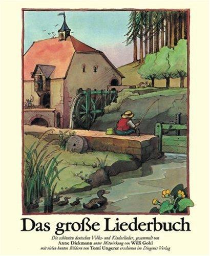 Das Große Liederbuch  by  Willi. Gohl
