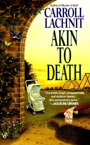 Akin to Death  by  Carroll Lachnit
