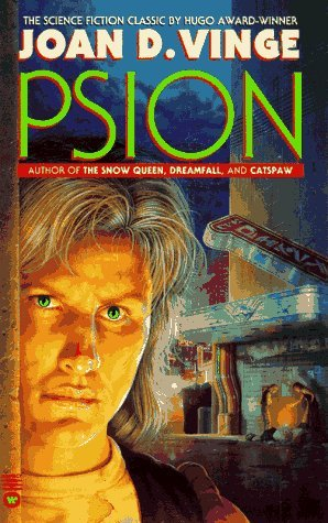 Psion (Cat, #1)  by  Joan D. Vinge