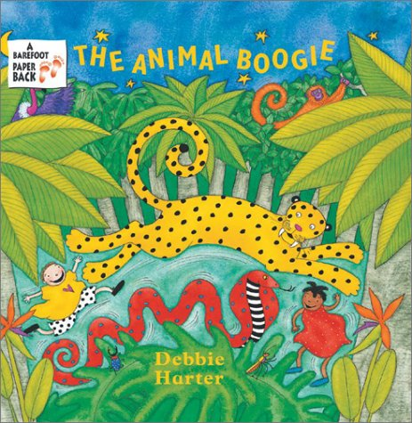 The Animal Boogie Debbie Harter
