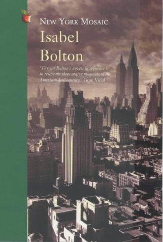New York Mosaic: Do I Wake or Sleep, Christmas Tree, Many Mansions Isabel Bolton