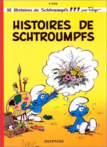 Histoires de Schtroumpfs (tome 8)  by  Peyo