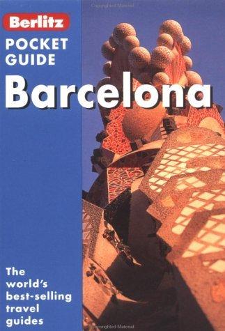 Barcelona Berlitz Pocket Guide Neil E. Schlecht