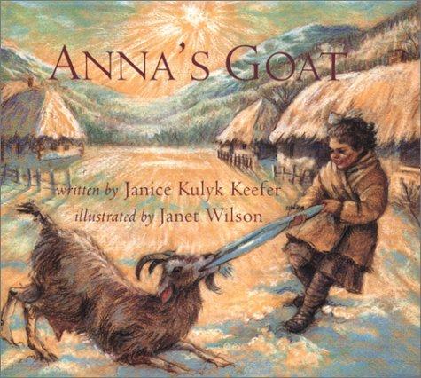 Annas Goat Janice Kulyk Keefer