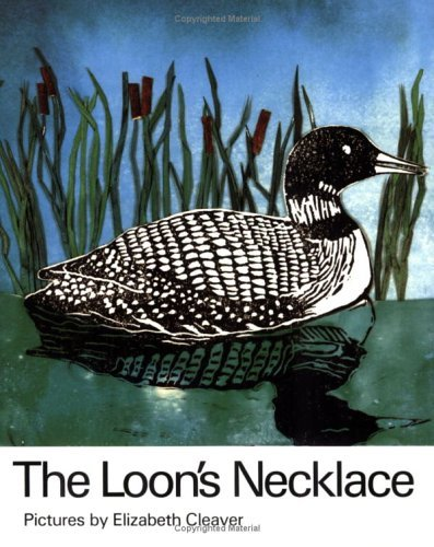 The Loons Necklace  by  Elizabeth Cleaver