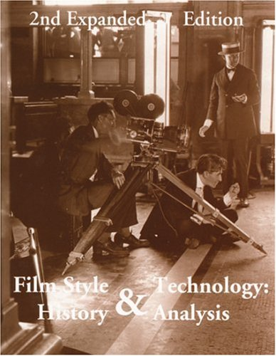 Film Style And Technology: History And Analysis Barry Salt