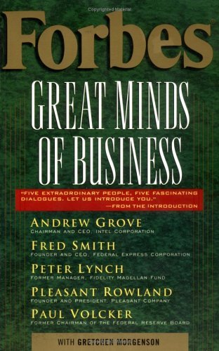Forbes Great Minds of Business Timothy C. Forbes