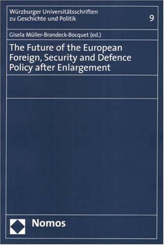 Die Aussen- Und Sicherheitspolitik Der Eu  by  Gisela Muller-brandeck-bocquet
