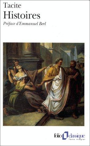 Histoires Tacite Tacitus