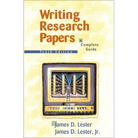 Writing research papers a complete guide 15th edition ebook