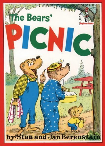 The Bears Picnic Stan Berenstain