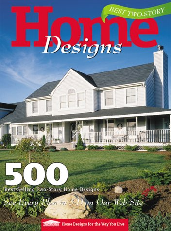 Best-Selling Two-Story Home Designs Homestyles Publishing