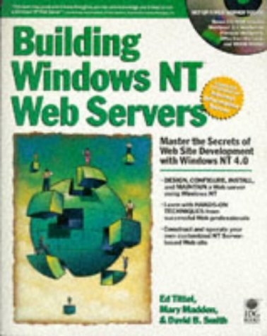 Building Windows Nt Web Servers  by  Ed Tittel