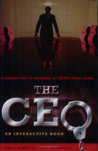 The CEO: An Interactive Book Owen Burke