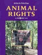 Animal Rights: An Opposing Viewpoints Guide Terry ONeill