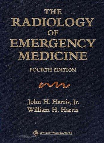 The Radiology of Acute Cervical Spine Trauma John H. Harris Jr.