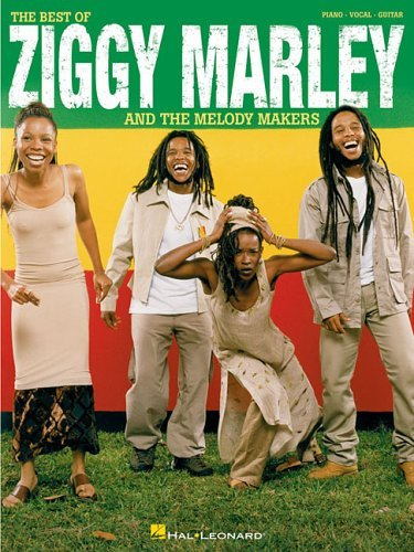 The Best of Ziggy Marley and the Melody Makers Ziggy Marley
