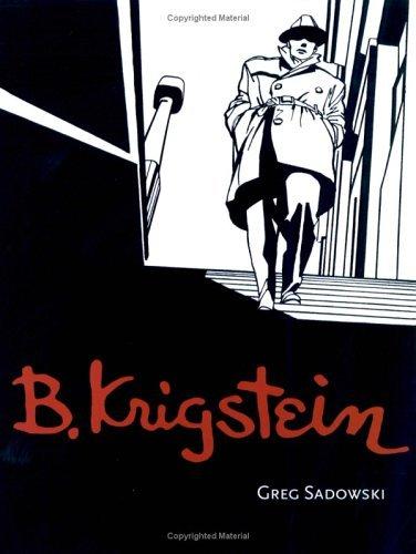 B.Krigstein, Vol. 1  by  Greg Sadowski