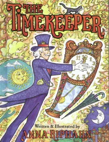 The Timekeeper  by  Anna Riphahn