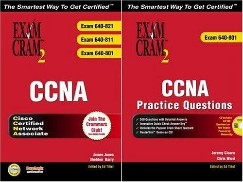 The Ultimate CCNA Exam Cram 2 Study Kit (Exam Cram 2) Sheldon Barry