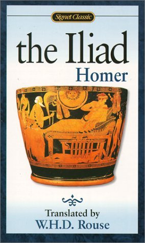 The Iliad: The Story of Achilles Homer