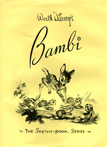 Bambi: The Sketchbook Series  by  Walt Disney Company