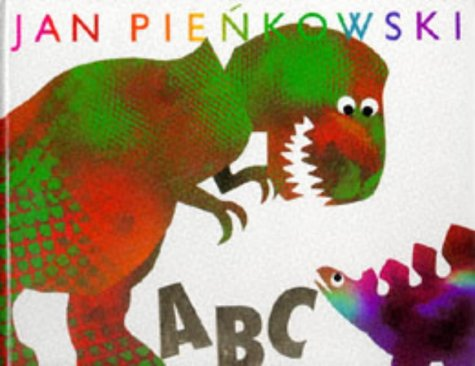 ABC dinosaurs and other prehistoric creatures Jan Pieńkowski