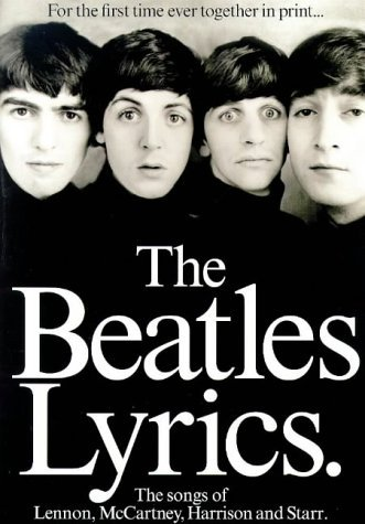 The Beatles Lyrics STEVE WARINER