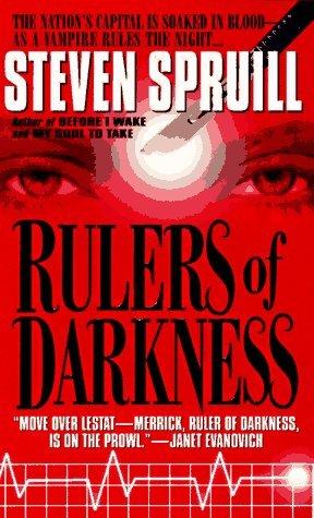 Rulers Of Darkness Steven Spruill