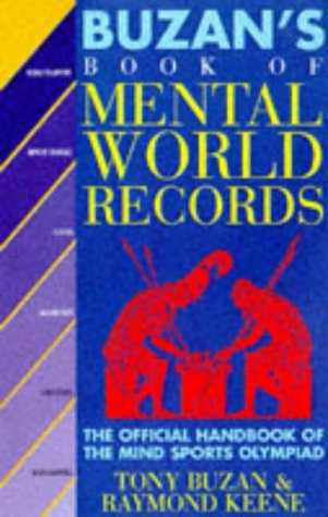 Buzan: Mental World Records Pb Tony Buzan