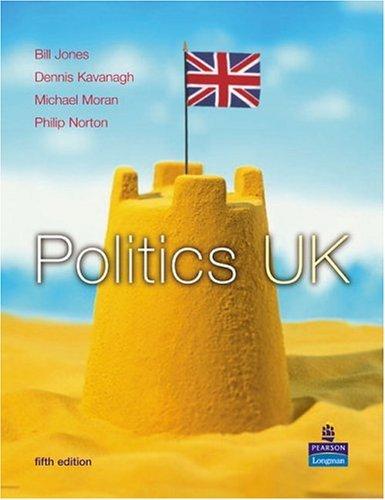 Two Decades in British Politics: Essays to Mark Twenty-One Years of the Politics Association, 1969-90 Bill Jones