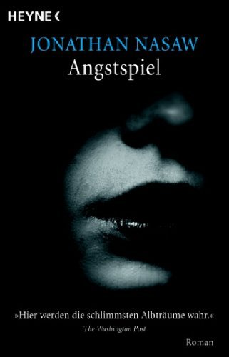 Angstspiel  by  Jonathan Nasaw