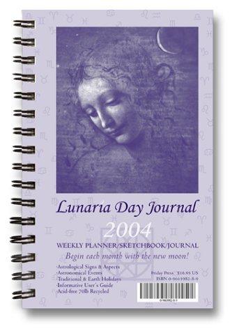 Lunaria Day Journal 2004  by  Vicki McDonald Leppek