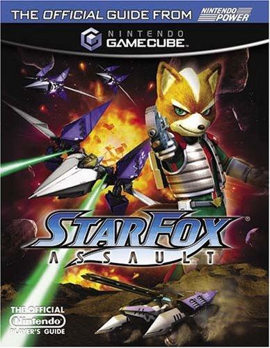 Official Nintendo Star Fox Assault Players Guide Nintendo Power