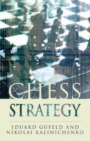 Chess Strategy Nikolai Kalinichenko